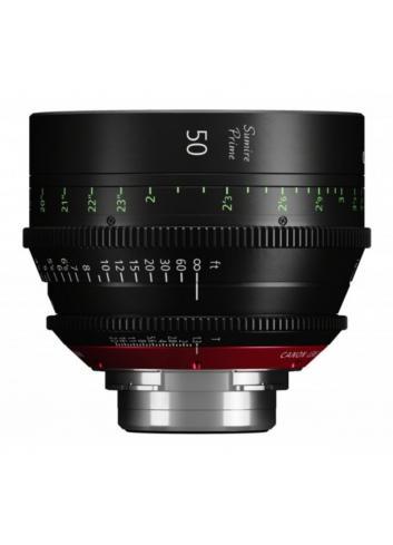 Canon Sumire CN-E50MM T1.3 FP X