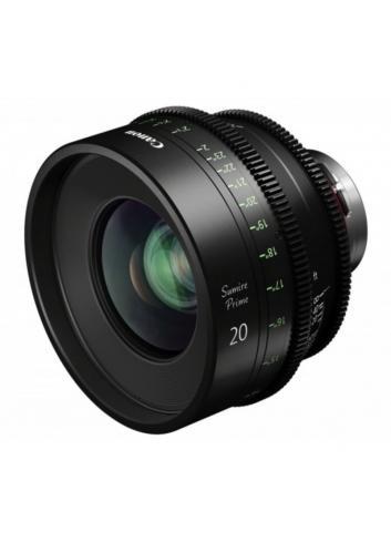 Canon Sumire CN-E20MM T1.5 FP X