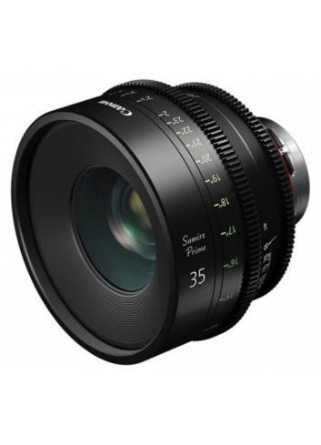 Canon Sumire CN-E35MM T1.5 FP X