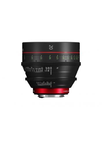 Canon CN-E20mm T1.5