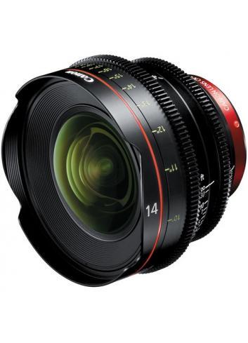 Canon CN-E EF 2 Prime Bundle 14/135 M