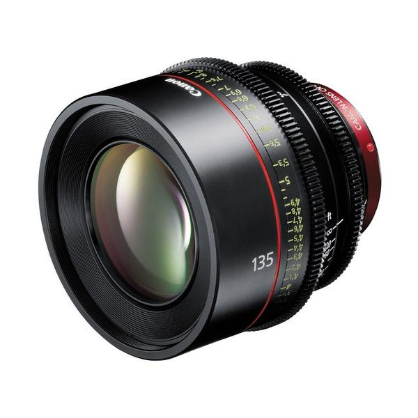 Canon CN-E DU EF 7 Prime Bundle: 14/20/24/35/50/85/135 M