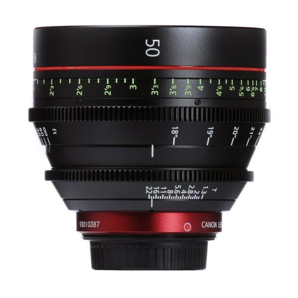 Canon CN-E DU EF 3 Prime Bundle 20/50/85 M