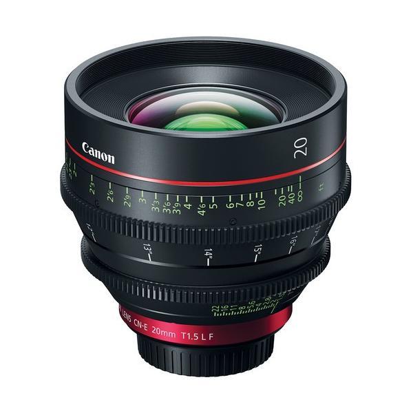 Canon CN-E DU EF 3 Prime Bundle 20/50/135 M