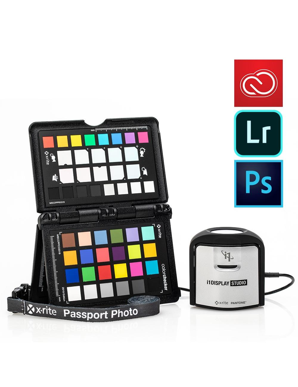 X-Rite i1 ColorChecker Photo Kit including Adobe Creative Cloud Photography