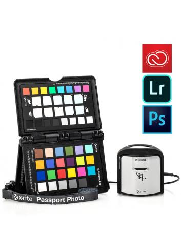 X-Rite i1 ColorChecker Pro Photo Kit including Adobe Creative Cloud Photography