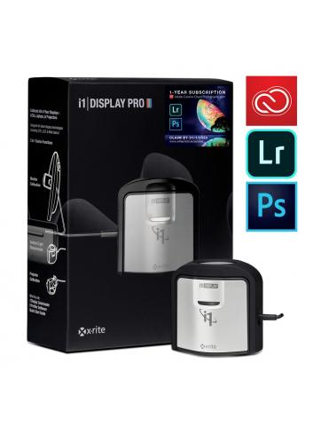 X-Rite i1Display Pro including Adobe Creative Cloud Photography