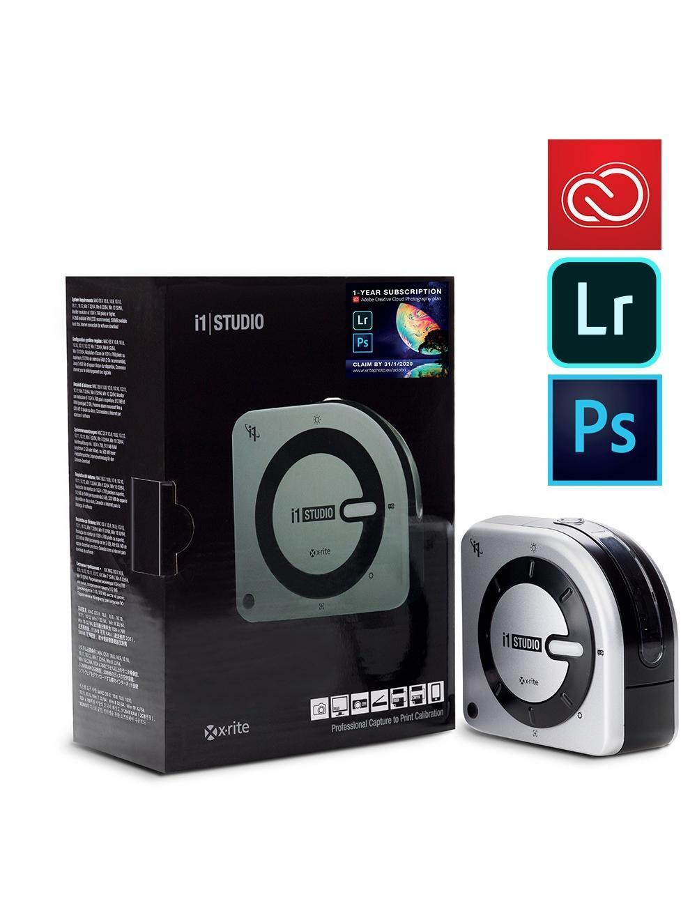 X-Rite i1Studio including Adobe Creative Cloud Photography