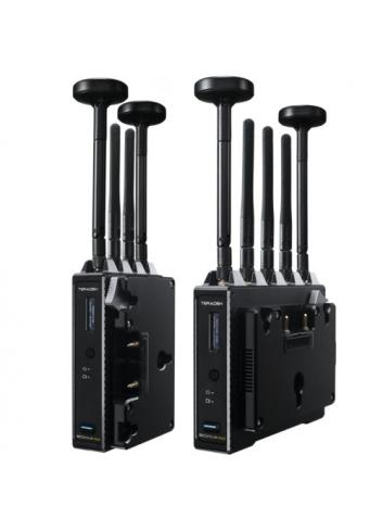 Teradek Bolt 4K MAX 12G-SDI/HDMI Wireless Deluxe Kit