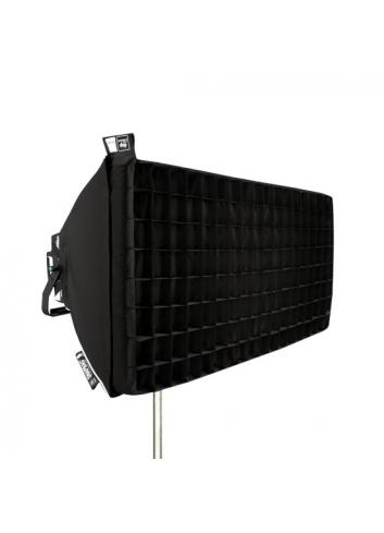 Litepanels DoPchoice SNAPGRID for Gemini 2x1 - Horizontal Array - SNAPBAG fit