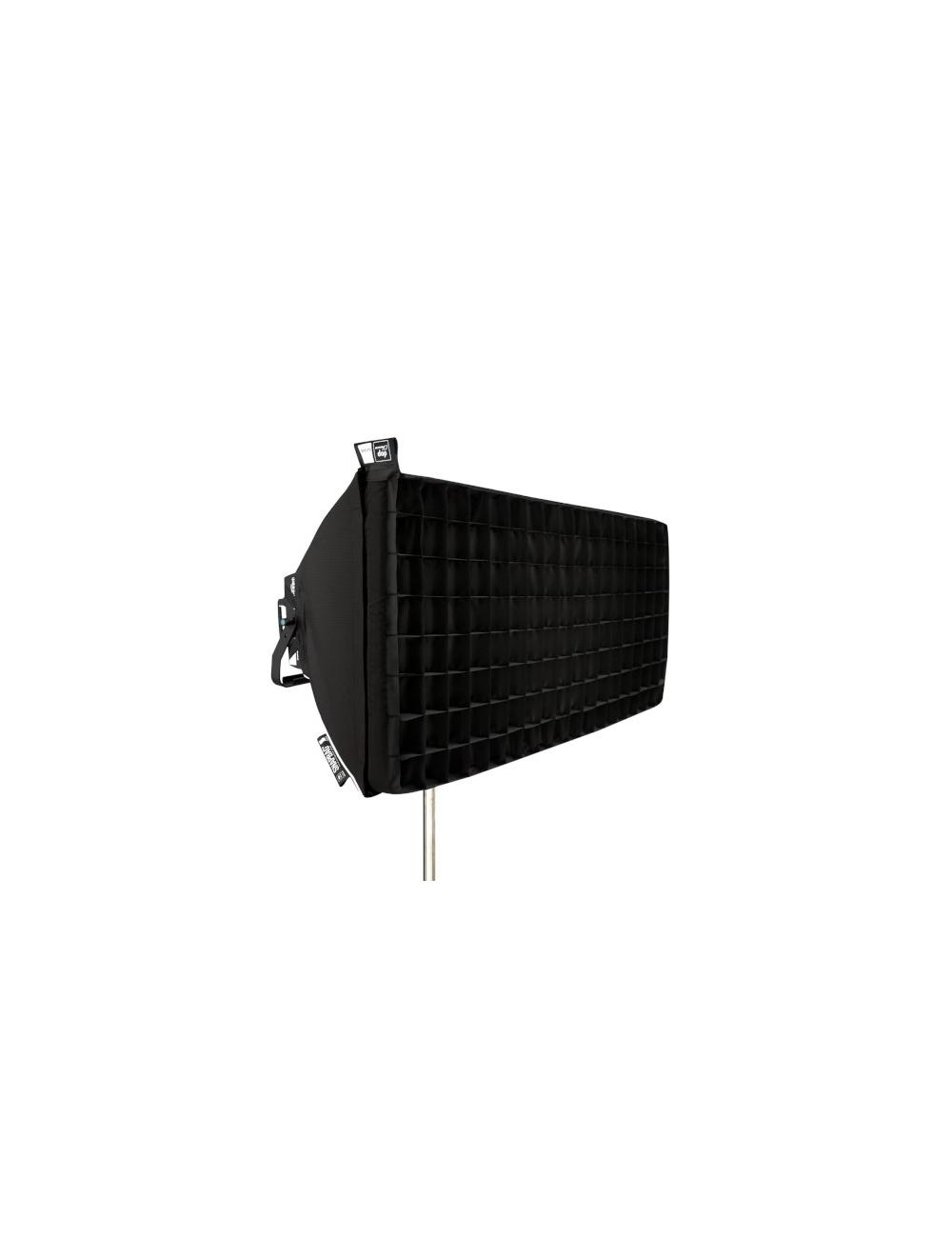 Litepanels DoPchoice SNAPGRID for Gemini 2x1 - Horizontal Array - SNAPBAG fit
