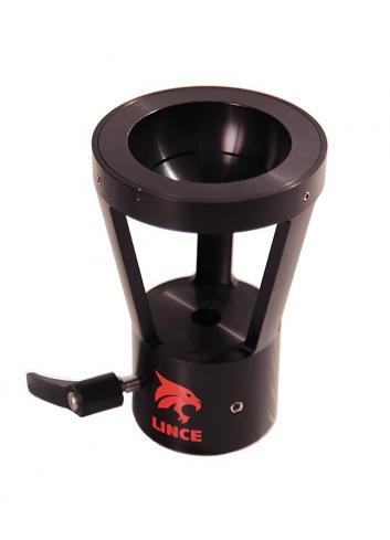 Lince Crane soporte cámara bola 100mm