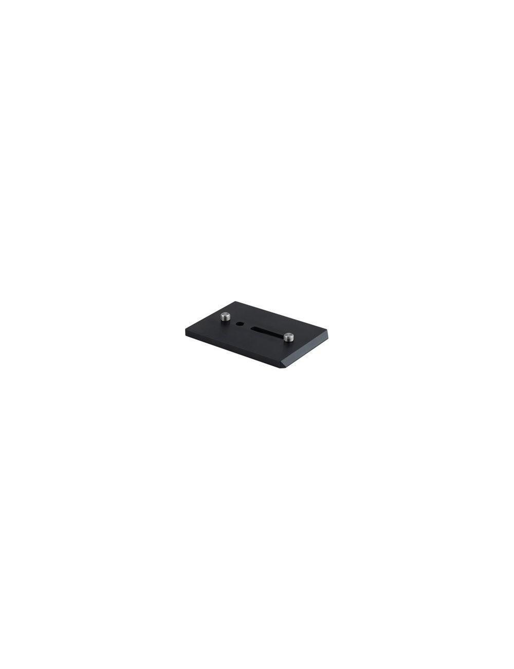 Vinten - Placa de cámara EFP QUICKFIT con 2 tornillos 3/8