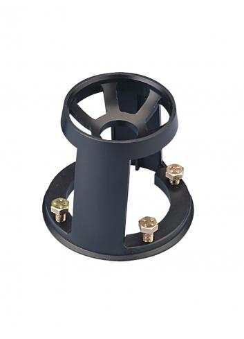 Vinten - Adaptador Quickfix base bola 100mm a base plana - (3330-16)