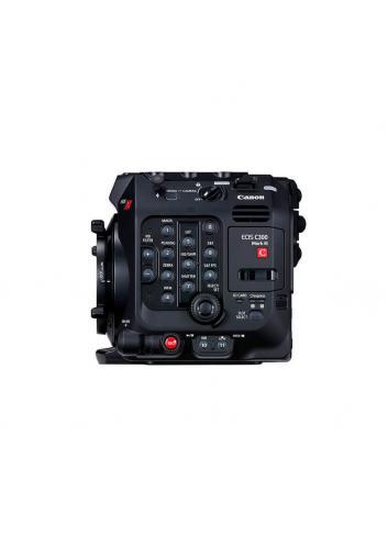 Canon EOS C300 MARK III-Moncada