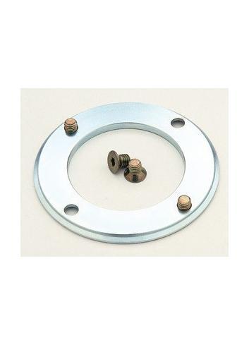 Vinten - Anilla Adaptador Quickfix para cabeza con base plana de 4 tornillos - (3101-3)
