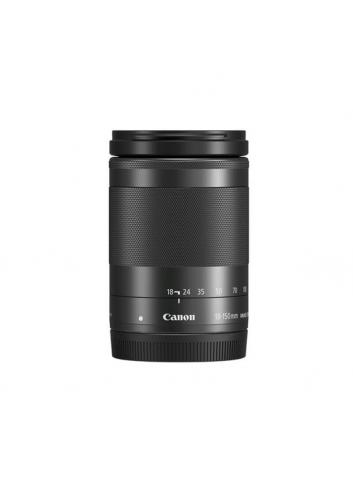 Canon EF-M 18-150 mm f:3.5-6.3 IS STM Black