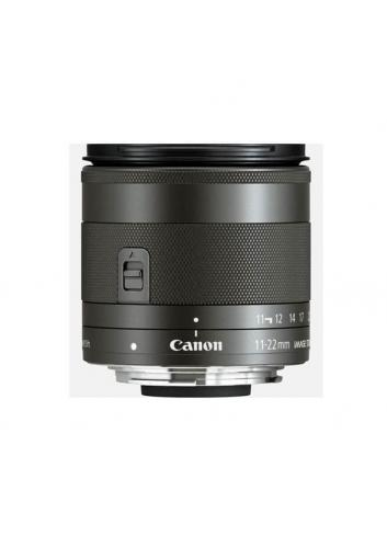 Canon EF-M 11-22 mm f:4-5.6 IS STM
