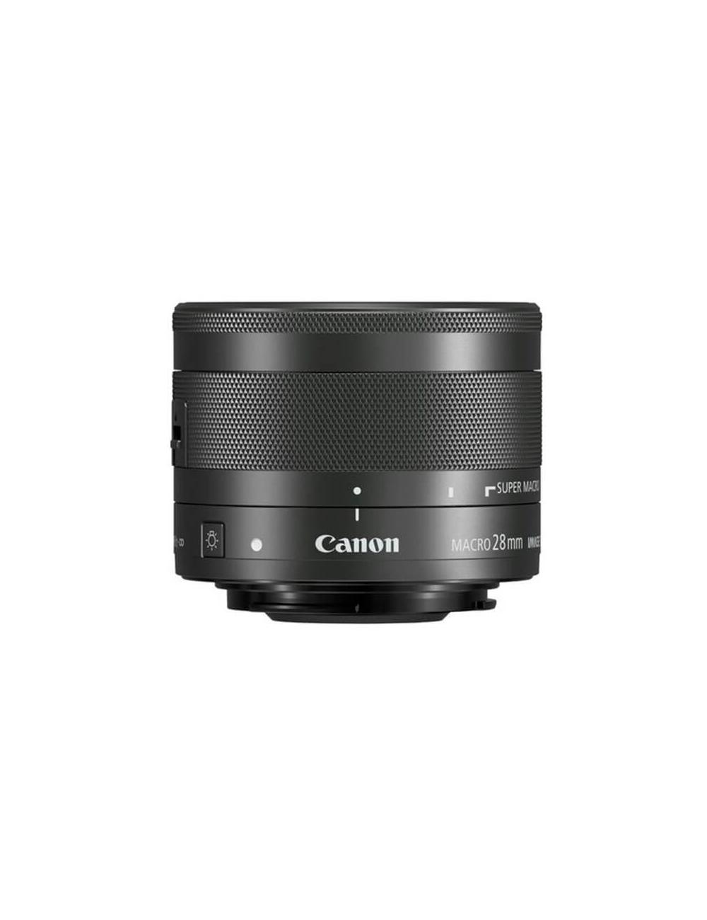Canon EF-M 28 mm f:3.5 IS STM Macro