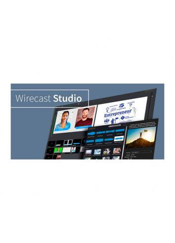 Telestream Wirecast Studio Windows