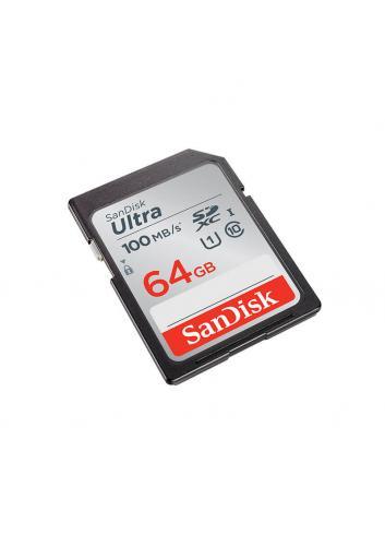 Tarjeta Sandisk SD 64GB