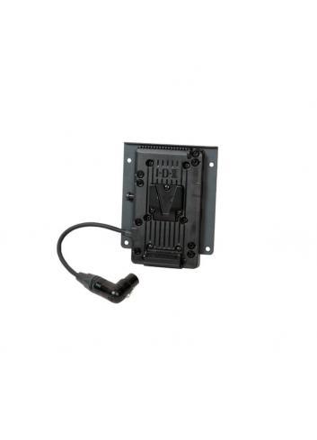 """Adaptador de baterías V-MOUNT para monitores Ikegami de 17"""""""