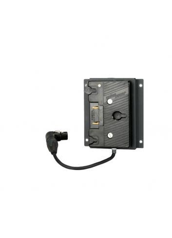 """Adaptador de baterías GOLD MOUNT para monitores Ikegami de 17"""""""