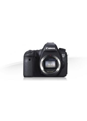Canon - EOS 6D BODY