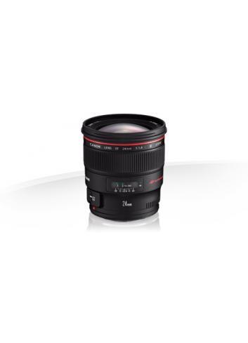 Canon - EF 24 MM 1.4L II USM
