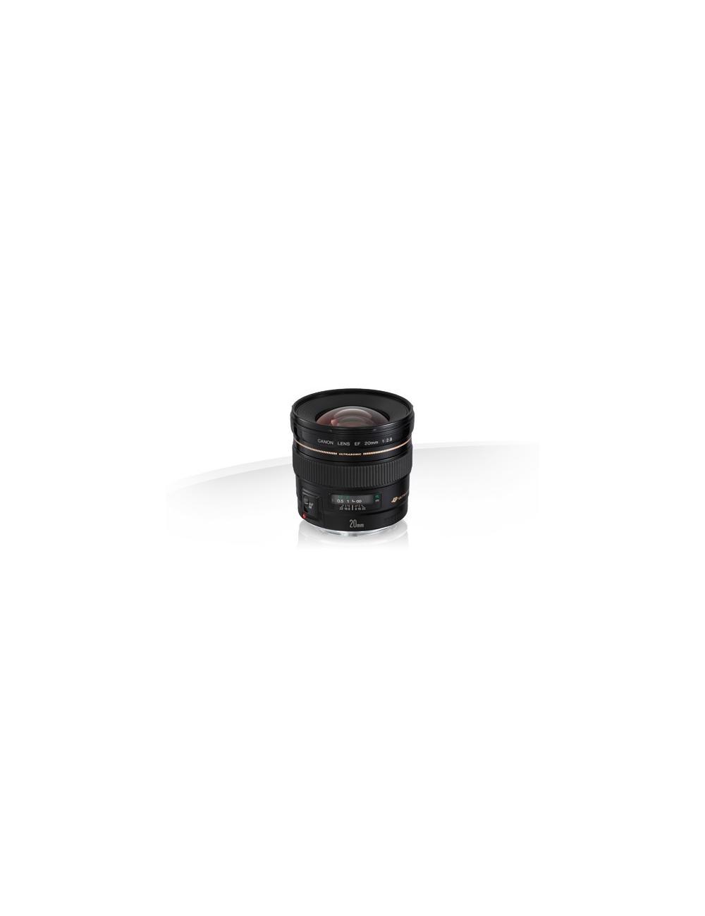 Canon - EF 20 MM 2.8 USM