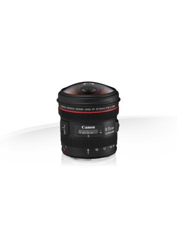 Canon - EF 8-15 4L USM OJO DE PEZ