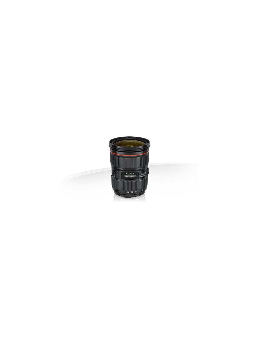 Canon - EF 24-70 2.8L II