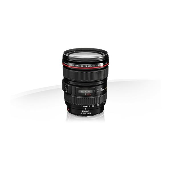 Canon - EF 24-105 MM F 4L IS USM