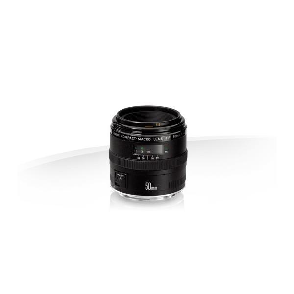 Canon - EF 50 MM 2.5 MACRO