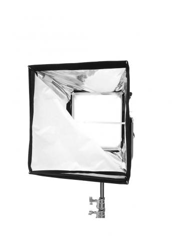 Litepanels Gemini 1x1 Hard Snapbag Softbox