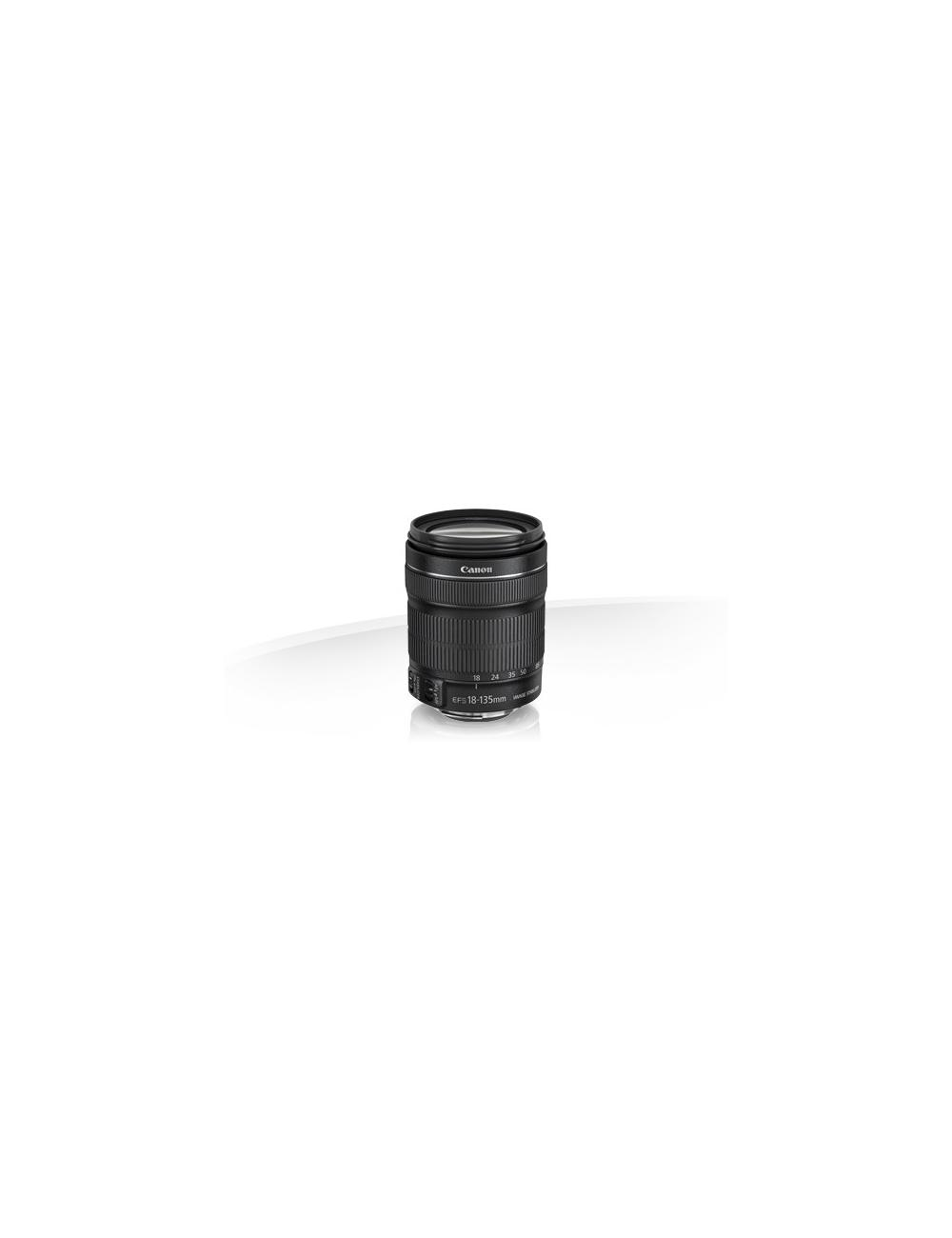 Canon - EF-S 18-135 IS STM