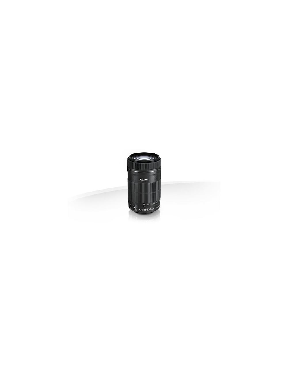 Canon - EF-S 55-250 IS STM