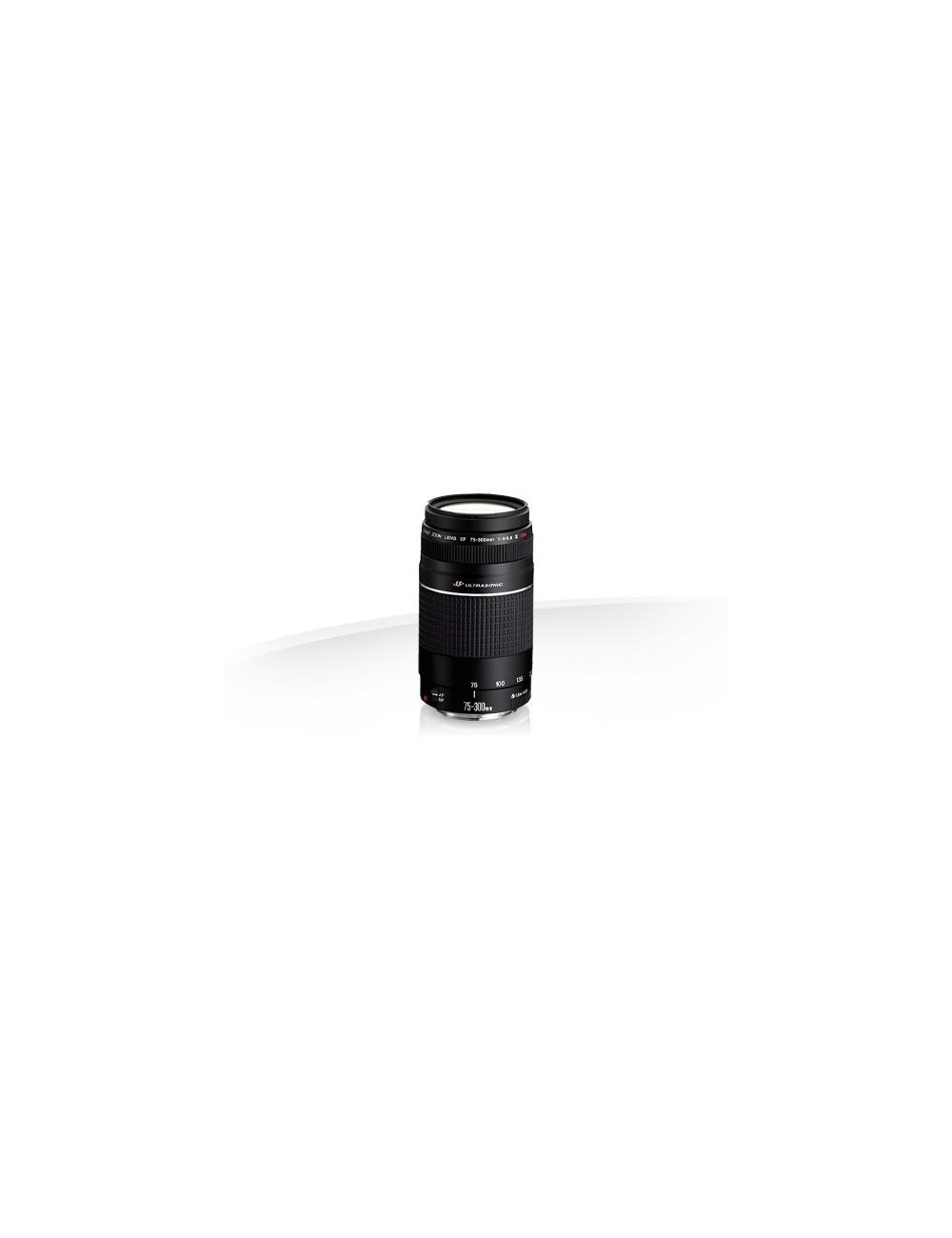 Canon - EF 75-300 MM 4-5.6 III USM