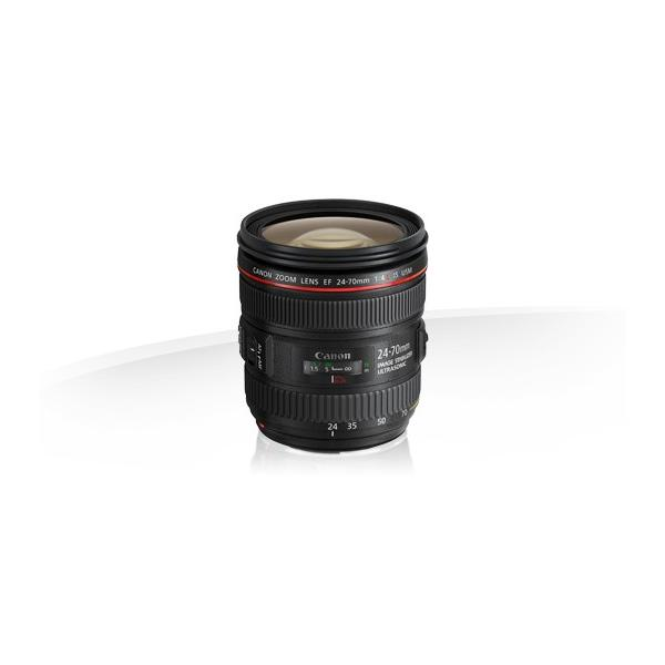 Canon - EF 24-70MM 4.0L IS USM
