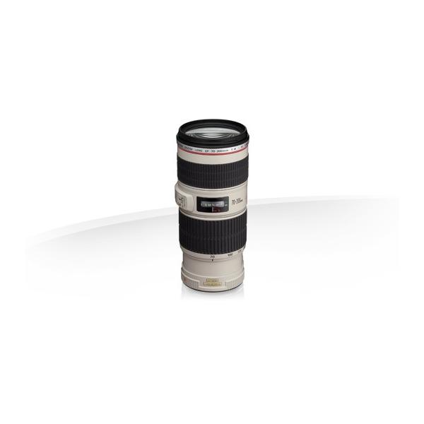 Canon - EF 70-200 MM 4L IS USM