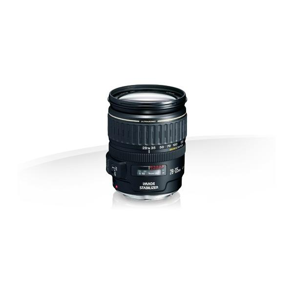 Canon - EF 28-135 MM 3.5-5.6 IS USM