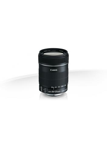Canon - EF-S 18-135 IS
