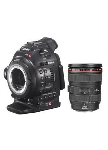 Canon - KIT C300 + EF 24-105
