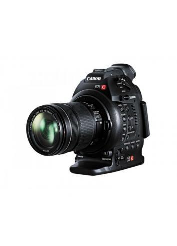 Canon - KIT EOS C100 DAF + EF 18-135