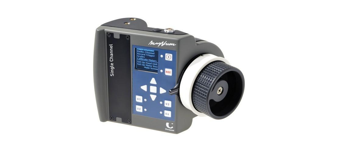Controles inalámbricos de lente