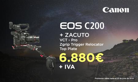 canon c200 zacuto bundle