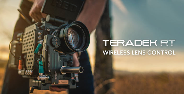 teradek rt control de optica inalambrico